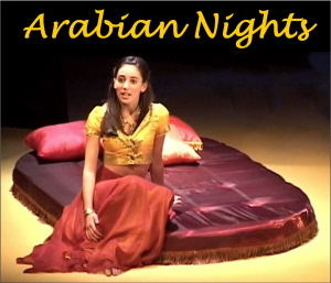 Arabian Nights, youth musical