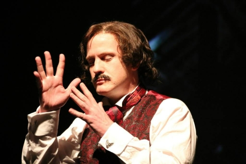Drama Play Script: 'All That We Seem' adapted from the writings of Edgar Allen Poe by Steven K Beattie