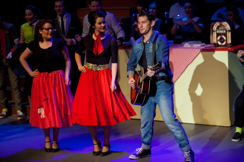 Musical Theatre: 'Billy Buckett' by Jay Taylor and Cath Mundy