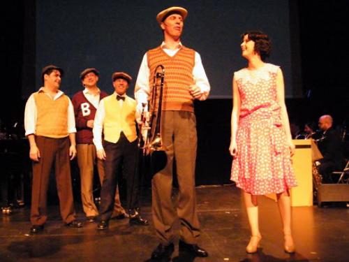 Bugle Boy, Glenn Miller musical