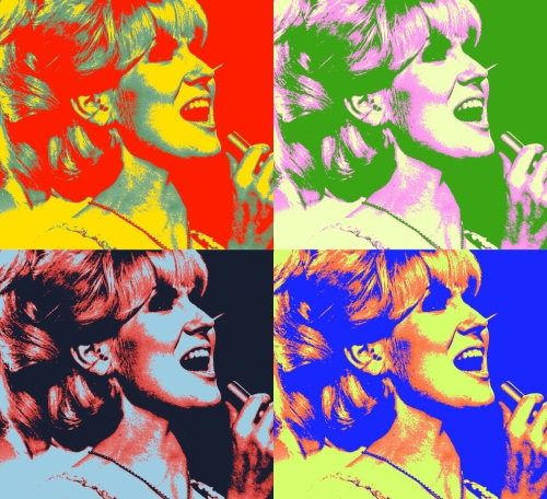 'Call Me Dusty' - a play with music about the life of Dusty Springfield by Derek Webb