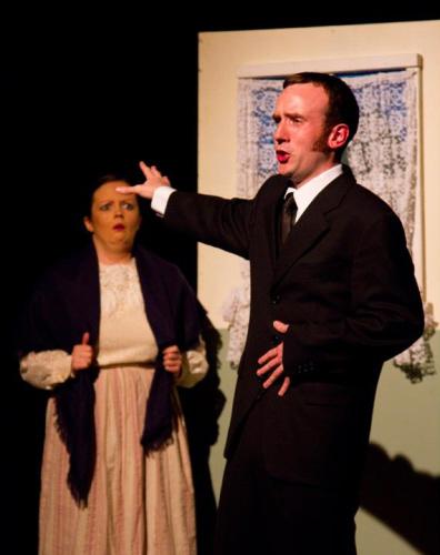 Play Script: 'Doorways In Drumorty' by Mike Gibb