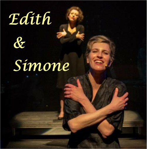 Musical Theatre Drama: 'Edith & Simone' by Ronny Verheyen