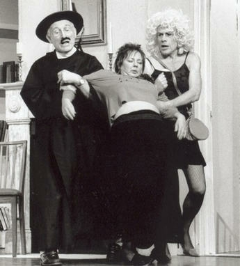 Comedy Farce Play Script: 'Fairway To Heaven' by Diana Raffle