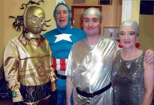 Comedy Play Script: 'God Bless America!'' by Geoff Buckingham