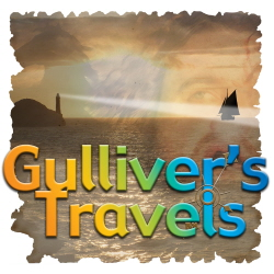 'Gullivers Travels' all four books in one musical