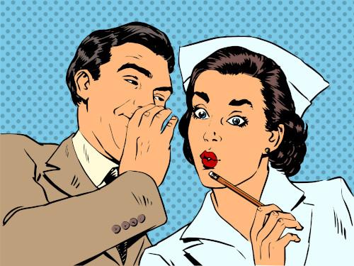 Comedy Play Script: 'Hospital Affairs' by Carole Tricker