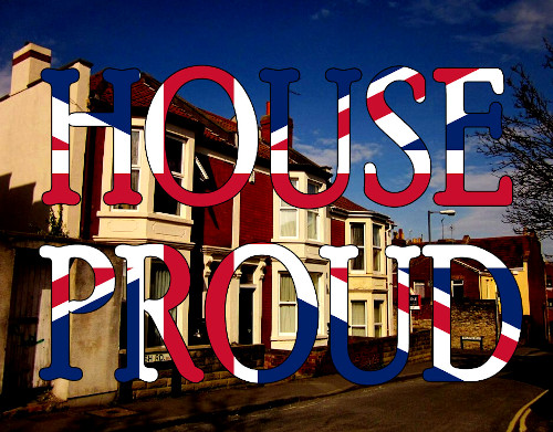 Comedy Play Script: 'House Proud'' by Paul Adam Levy