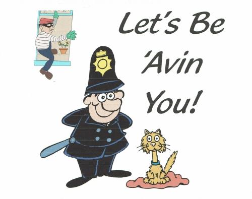 Comedy Play Script: 'Let's Be 'Avin' You!'' by Geoff Buckingham