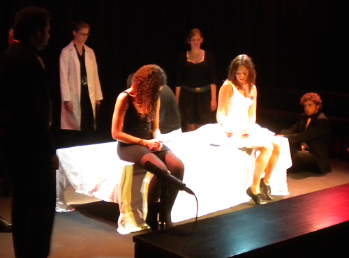 'Lillia' - dramatic musical by Stephanie Jayne Amies about multiple personality disorder