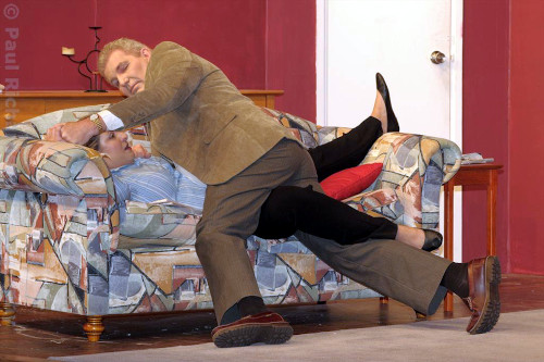 Comedy Play Script: 'Love And Money' by Raymond Hopkins