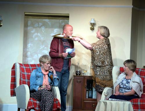 Comedy Play Script: 'Love On The Beach' by Raymond Hopkins