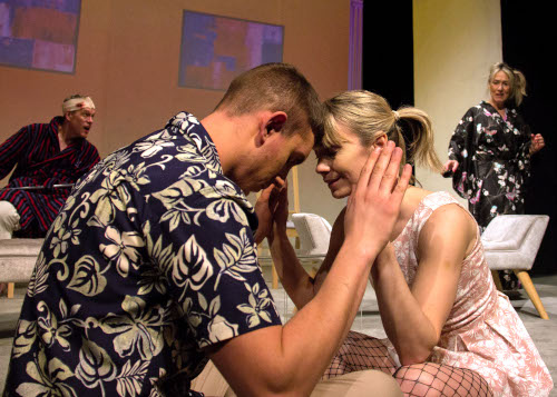 Comedic Drama Play: 'Loving Androids' by Philip Ayckbourn