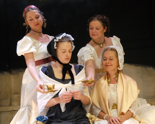 Drama Play Script: 'Mansfield Park' by Jane Austen adapted by Pamela Whalen