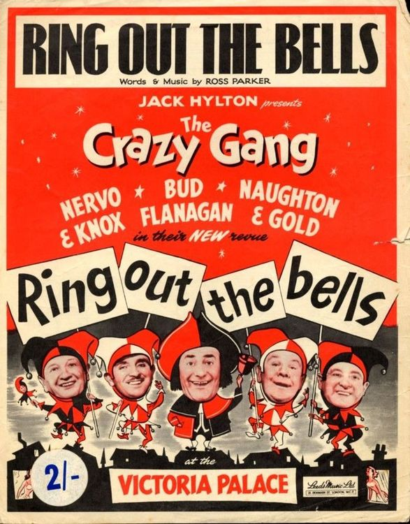 'Ring Out The Bells'