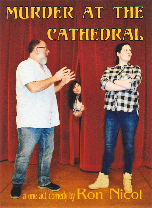 Comedy Play Script: 'Murder At The Cathedral' by Ron Nicol
