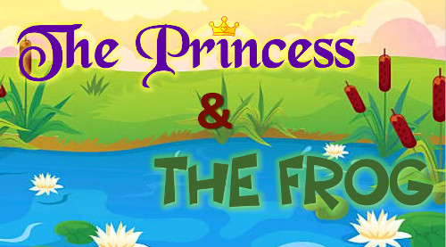 Pantomime Script: 'The Princess And The Frog' by Warren McWilliams