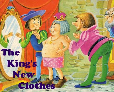 Pantomime: 'The Kings New Clothes'