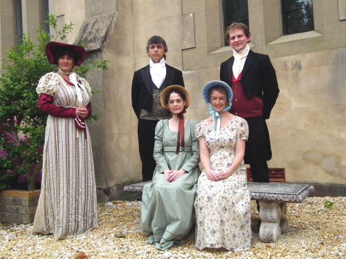 Play Script: 'Pride And Prejudice' by Jane Austen adapted by PamelaWhalan