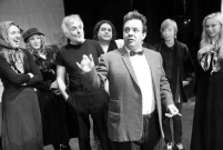 Play Script: 'Portrait of Dylan' by Tony Layton (Dylan Thomas play)