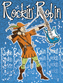 Jukebox Musical 'Rockin Robin' by Judith Prior