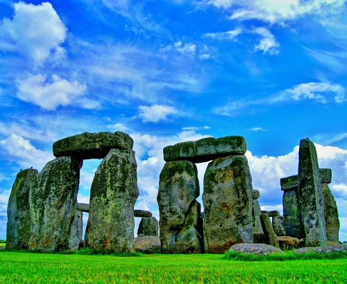 Comedy Play Script: 'Roy Brown: Reclaiming Stonehenge' by Derek Webb