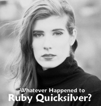 'Whatever Happened To Ruby Quicksilver' by Janet Shaw