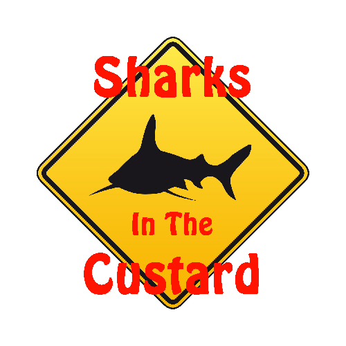 Comedy Play Script: 'Sharks In The Custard' by Tony Layton