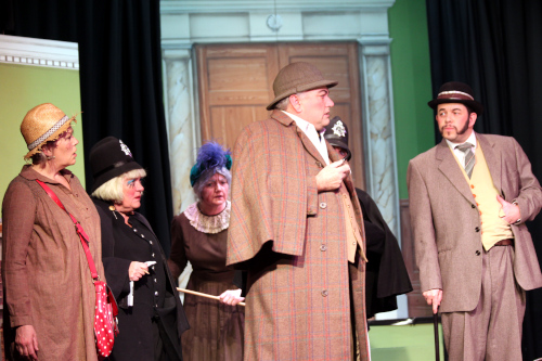 Pantomime: 'Sherlock Holmes The Panto' by Nigel Currie