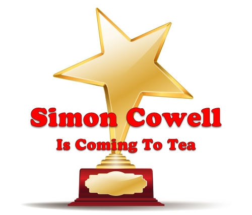 Comedy Play Script: 'Simon Cowell Is Coming To Tea' by Christopher Owen