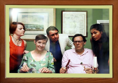 Comedy Play Script: 'Snails For Starters' by Kattreya Scheurer-Smith