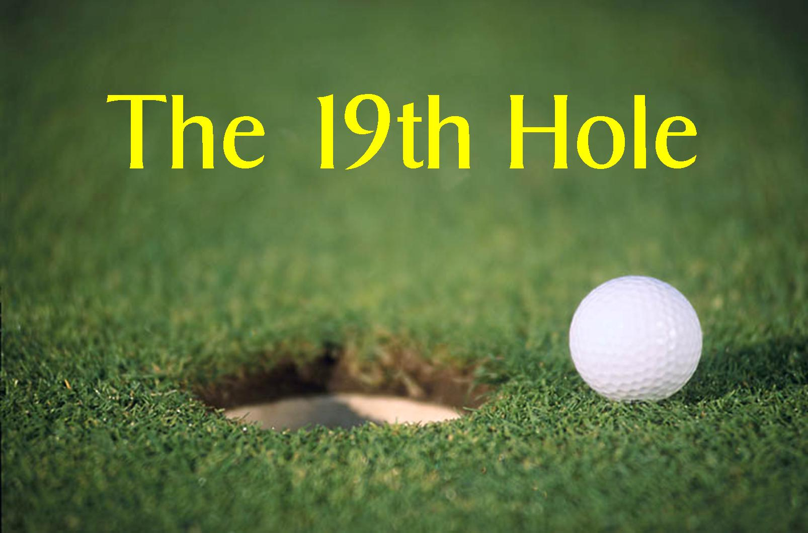 Play Script: 'The 19th Hole' by Tony Layton