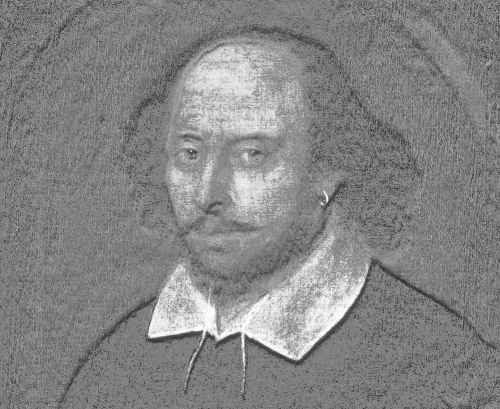 Play Script: 'The Ghost Of William Shakespeare' by Den Stevenson