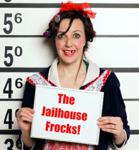 Comedy Play Script: 'The Jailhouse Frocks' by Devon Williamson
