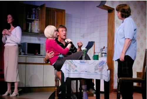 Comedy Play Script: 'The Love Nest' by Raymond Hopkins