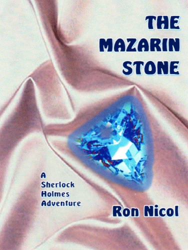 Drama Play Script: 'The Mazarin Stone' by Ron Nicol