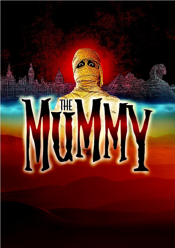 'The Mummy' by Jack Milner