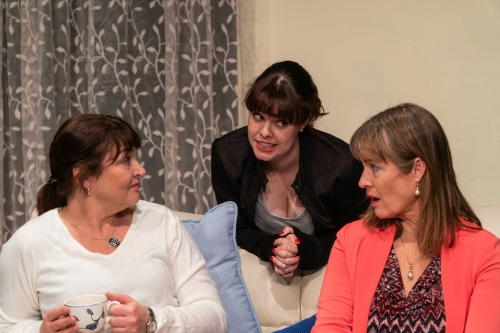 Comedic Drama Play Script: 'The Third Act' by Emma Wood