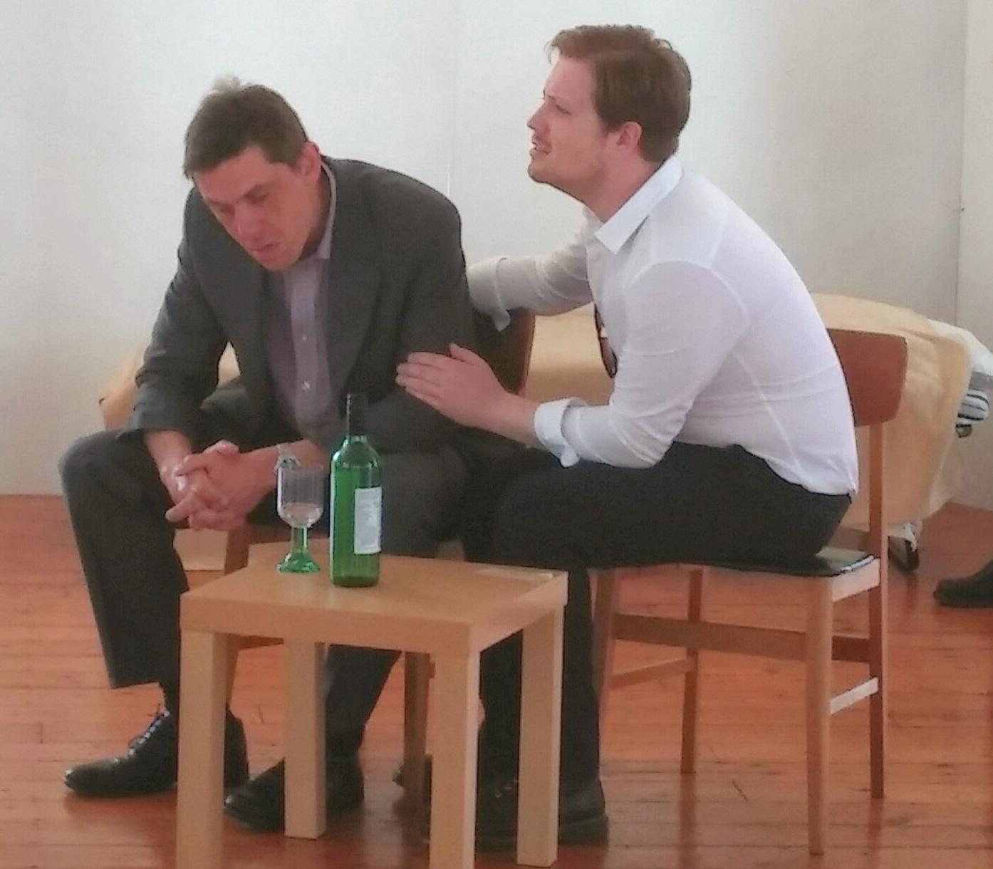 Drama Play Script: 'The Truth Untold' by Heaton Wilson