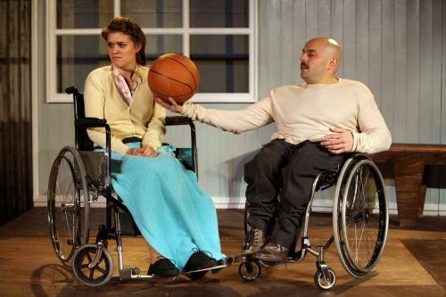Drama Play Script: 'The Incerdible Doctor Guttmann' by Nicholas McInerny