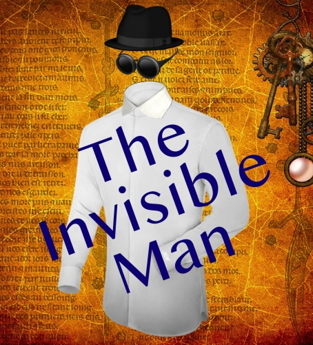 Comedy Drama Play Script: 'The Invisible Man' by Derek Webb