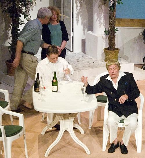 Comedy Play Script: 'Viva! La Costa' by Pip Burley