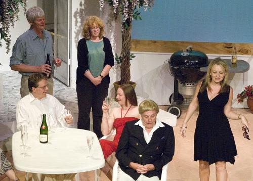 Play Script: 'Viva La Costa' by Pip Burley