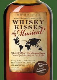 'Whisky Kisses: a musical'