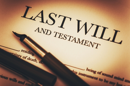 One Act Comedy Play Script: 'Where There's A Will' by Tony Layton
